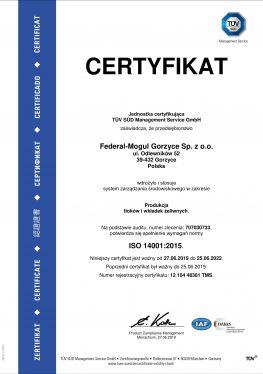 ISO 14001 Pol